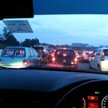 Photo taken at Plaza Tol Batu Tiga by Riznan S. on 1/6/2013