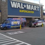 Photo taken at Walmart Supercenter by JC W. on 12/9/2012
