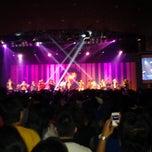 Photo taken at JPCC (UpperRoom Jakarta) by Carolina L. on 10/13/2012