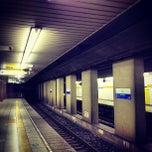 Photo taken at 新桜台駅 (Shin-Sakuradai Sta.)(SI38) by Masato A. on 10/14/2012