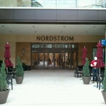 Photo taken at Nordstrom City Creek Center by Aaron O. on 11/16/2012
