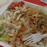 Photo taken at Big Salads by Alfonso R. on 12/5/2012