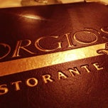 Photo taken at Giorgio's Ristorante - South Orange by Thomas P. on 12/24/2012