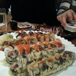 Photo taken at Sushi Rock by John E. on 1/2/2013