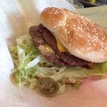 Photo taken at Sandy Burger by Jobe J. on 2/13/2014