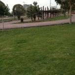 Photo taken at Prince Bin Jalawy Park by John A. on 3/30/2013