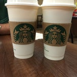 Photo taken at Starbucks by Ivon P. on 5/6/2014
