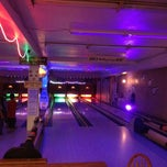 Photo taken at Danforth Bowl by Dustin F. on 3/30/2013