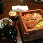 Photo taken at うなぎと和食 いとう by Tsuyoshi I. on 9/5/2013