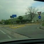 Photo taken at Stazione Cancello by Vittorio C. on 4/9/2014