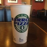 Photo taken at Barro's Pizza by DJ A. on 1/20/2014