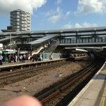 Photo taken at East Croydon Railway Station (ECR) by Martial B. on 7/4/2013