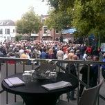 Photo taken at Nieuwe Kerksplein Haarlem by Stephen A. on 8/16/2014