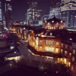 Photo taken at 東京駅 (Tokyo Sta.) by meri K. on 10/29/2013