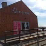 Photo taken at Off Shore by Eusébio S. on 9/15/2013