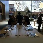 Photo taken at Apple Store, 4th Street by Byron W. on 2/25/2013