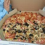 Photo taken at PizzaPizza by Rodrigo V. on 12/17/2012