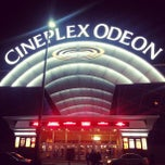 Photo taken at Cineplex Odeon Queensway Cinemas by W. Andrew P. on 12/14/2012