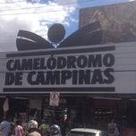 Photo taken at Camelódromo de Campinas by Carlos Henrique V. on 6/29/2013