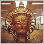 Photo taken at Indira Gandhi International Airport (DEL) by Imad E. on 1/22/2013