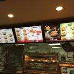 Photo taken at KFC by Ibrahim N. on 10/28/2014