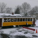 Photo taken at Shore Line Trolley Museum by Heather C. on 12/14/2013