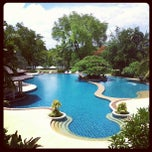 Photo taken at Dheva Mantra Resort & Spa (เทวมันตร์ทรา) by Prin C. on 5/10/2013