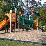 Photo taken at Daffodil Playground by Abby A. on 10/1/2013