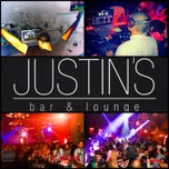 Photo taken at Justin's Bar & Grill by DeeJay B. on 4/13/2013