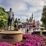 Photo taken at Disneyland by Kazusan J. on 6/27/2013