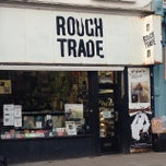 Photo taken at Rough Trade Records by Maito N. on 1/25/2015