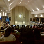 Photo taken at GPIB Gloria Bekasi by Pinkan K. on 12/24/2012