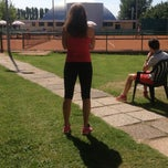 Photo taken at Tennis Club Silea by Alice on 6/29/2013