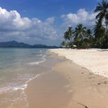 Photo taken at Koh Mook Sivalai Beach Resort by Katharina -. on 12/3/2012