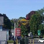 Photo taken at Sunoco by Robert B. on 5/29/2014