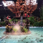 Photo taken at Hall of Flowers by m r. on 8/6/2013