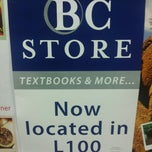 Photo taken at Bellevue College Bookstore by MisterEastlake on 4/18/2014