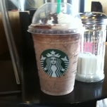 Photo taken at Starbucks by Veronica A. on 11/9/2012