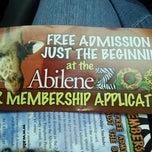 Photo taken at Abilene Zoo by Rachel B. on 12/23/2012