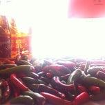 "Photo taken at Tacos Danny  ""Carnes Asadas & Mas"" by Hector S. on 4/8/2013"