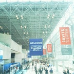 Photo taken at Jacob K. Javits Convention Center by hasshiy on 6/22/2013