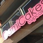 Photo taken at CamiCakes by Ken P. on 10/29/2012
