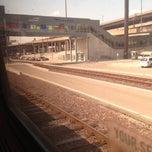 Photo taken at Gateway Multimodal Transportation Center by Lauren H. on 9/10/2013