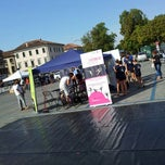 Photo taken at Piazzale Burchiellati by Massimo Z. on 9/8/2013