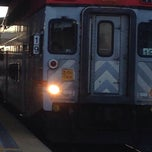 Photo taken at Caltrain #319 Northbound Baby Bullet by Betsey T. on 11/6/2013