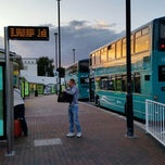 Photo taken at Aircoach Stop (Terminal 2 - Dublin Airport) by かわたく on 8/11/2014