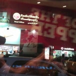 Photo taken at Burger King by Mahmoud R. on 9/22/2012