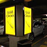 Photo taken at Hertz Rental Car by Eric A. on 10/8/2012