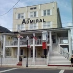 Photo taken at Admiral Hotel by Stephen K. on 8/8/2013