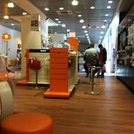 Photo taken at Orange Shop by Biro A. on 2/28/2013